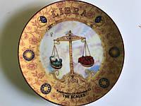 Тарелка декоративная Lefard Весы 20 см 86-351