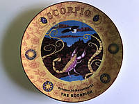 Тарелка декоративная Lefard Скорпион 20 см 86-352