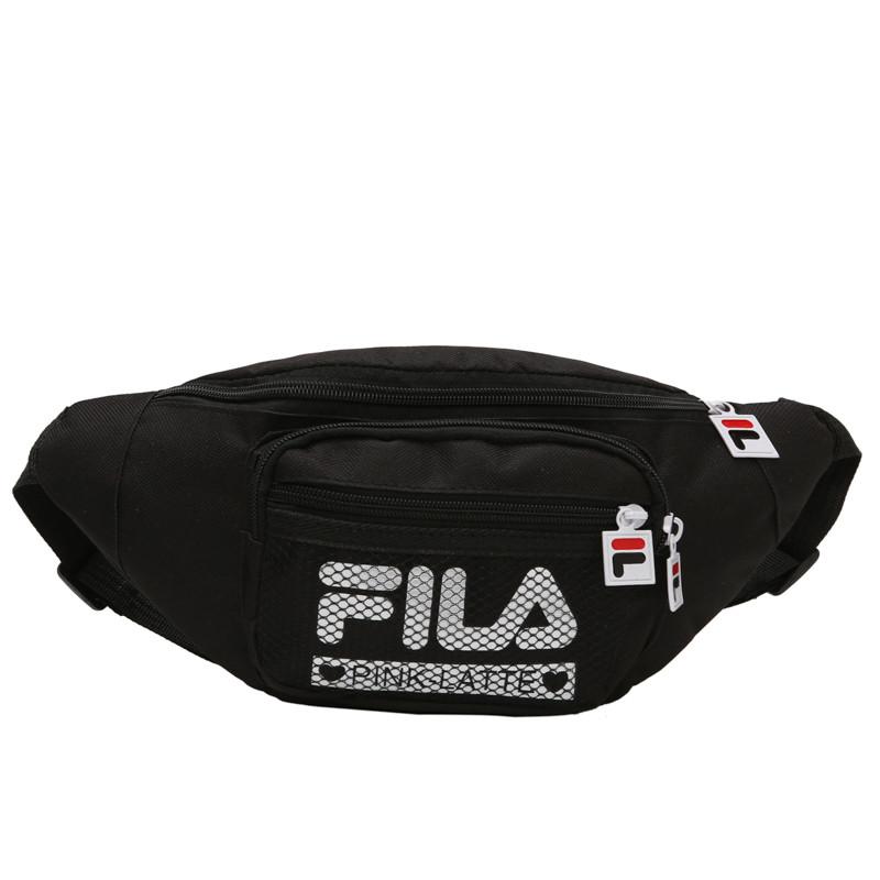 Женская бананка FILA поясная сумочка фила 8010/13 черная