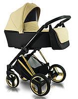 Дитяча коляска BEXA ULTRA STYLE V USV 6 Чорна з бежевим 3072018140, КОД: 1165103