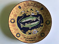 Тарелка декоративная Lefard Рыбы 20 см 86-356