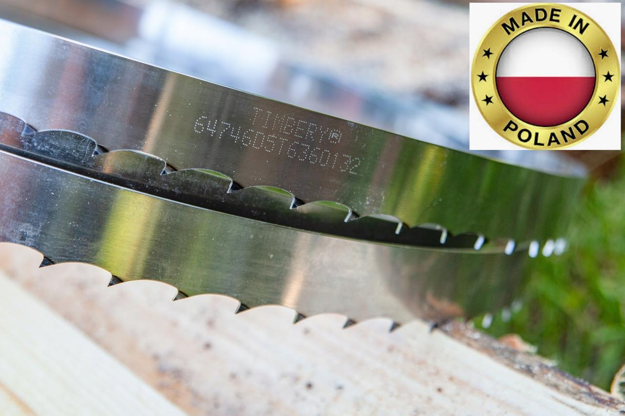 Пили стрічкові для пилорам Timbery 1,0 мм х 50 мм