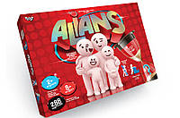 Настольная игра Алианс ДАНКО ТОЙС ALIANS G-ALN-01U Украинский 2-69045, КОД: 1249034