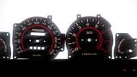 Шкалы приборов Mazda 323BG, фото 1