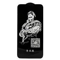 Защитное стекло 5D King Fire Anti Peeping Privacy для Apple iPhone XR, Black