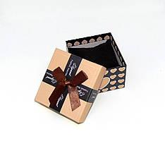 Подарочная коробка для часов (персиковый)