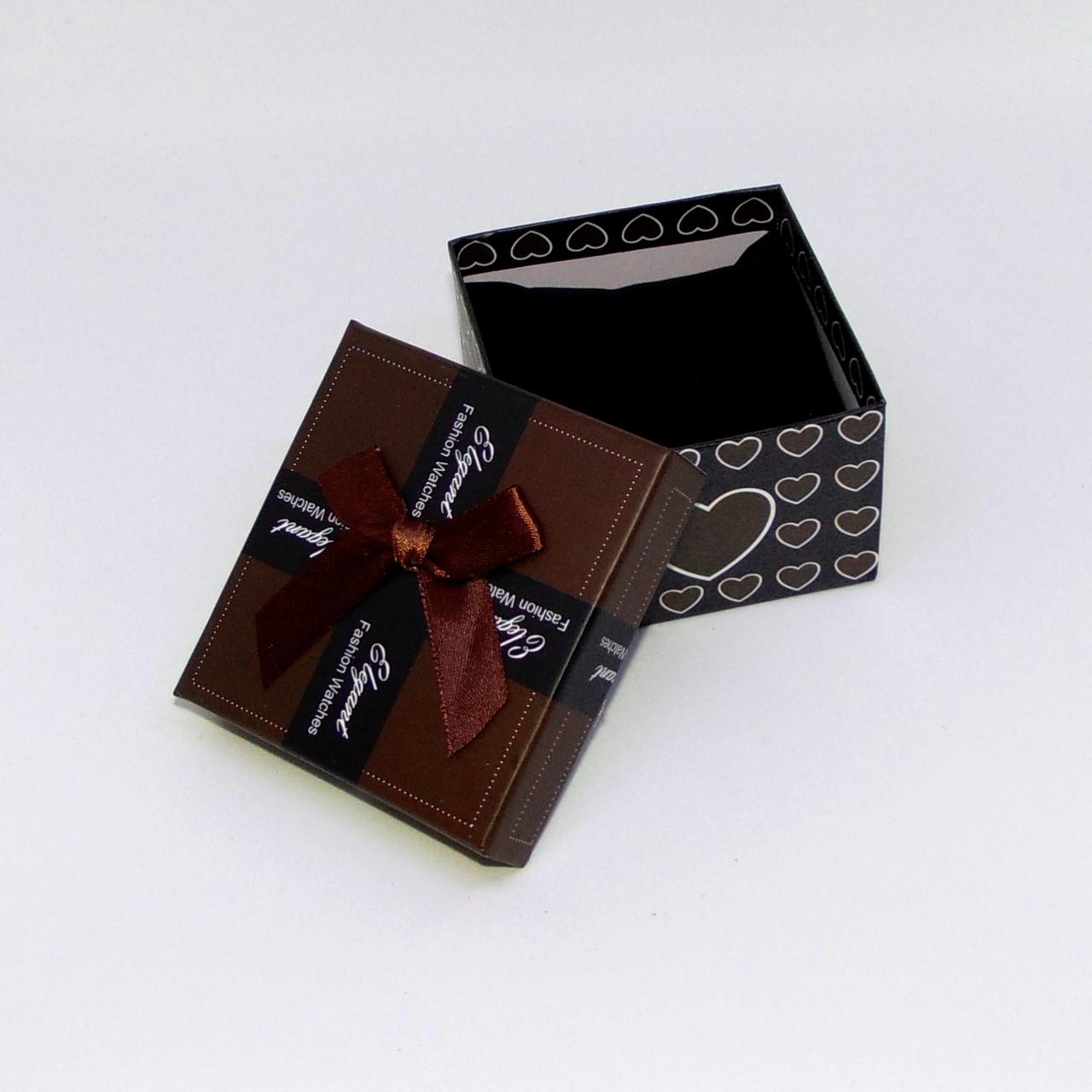 Подарочная коробка для часов (коричневый)