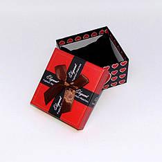 Подарочная коробка для часов (красный)