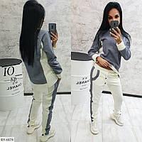 Костюм женский с джинсами   Хизер, фото 1