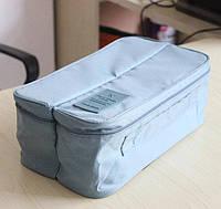 Органайзер для нижнего белья Packing Travel Голубой HA00373, КОД: 1264909
