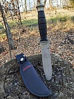 Нож для охоты и рыбалки корсар +чехол из кордуры