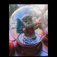 Снежный шар Дед мороз