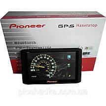 Автомобильный Навигатор GPS G712BT, фото 2