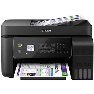 Многофункциональное устройство EPSON L5190 c WiFi (C11CG85405)