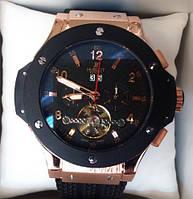 Часы механические Hublot, копии мужских часов Хаблот