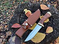 "Нож   для охоты и  туризма "" хозяин тайги"""