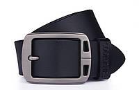 Кожаный ремень  COWATHER 115 см Черный HbP050487, КОД: 1209549
