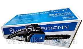 Электропила цепная Kraissmann EKS 2200 (Боковая), фото 2