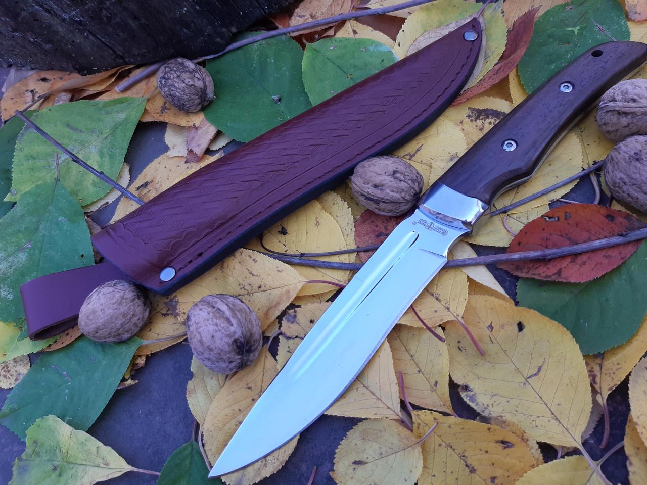 Нож охотничий  припять 3,8 mm