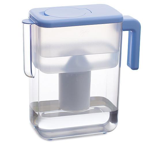 Фільтр-глечик Ecosoft Dewberry Slim 3,5 л для водопровідної води