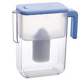 Фільтр-глечик Ecosoft Dewberry Slim 3,5 л для водопровідної води, фото 2