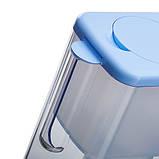 Фільтр-глечик Ecosoft Dewberry Slim 3,5 л для водопровідної води, фото 3