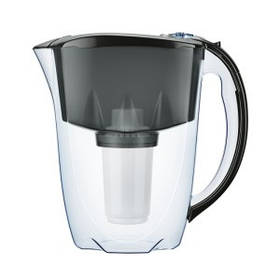 Фильтр кувшин Аквафор Престиж (черный) 2,8 л для очистки водопроводной воды