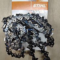 Цепь для электропилы Stihl 57 звеньев шаг 3/8 C -ORIGINAL Суперзуб