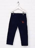 Темно-синие демисезонные со средней талией брюки Combix 5л, 6л, 7л