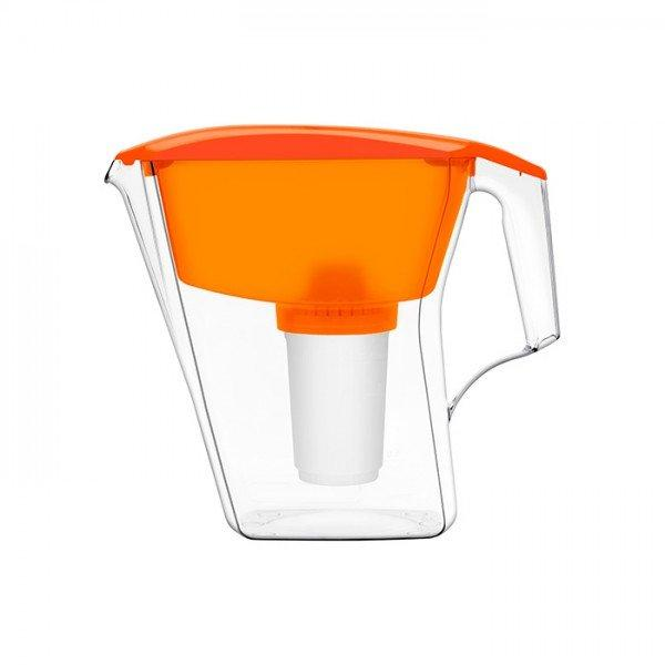 Фильтр-кувшин Аквафор Лаки (оранжевый)