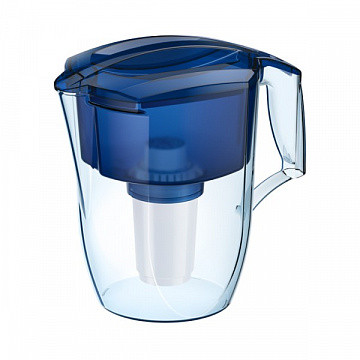 Фильтр-кувшин Аквафор Океан (синий) 3,9 л для очистки водопроводной воды