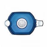 Фильтр-кувшин Аквафор Океан (синий) 3,9 л для очистки водопроводной воды, фото 5