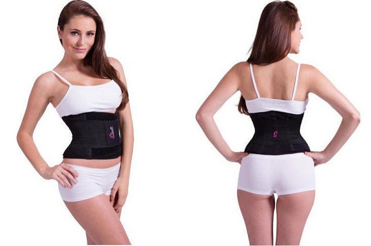 Утягивающий пояс Miss Belt - пояс для идеальной фигуры