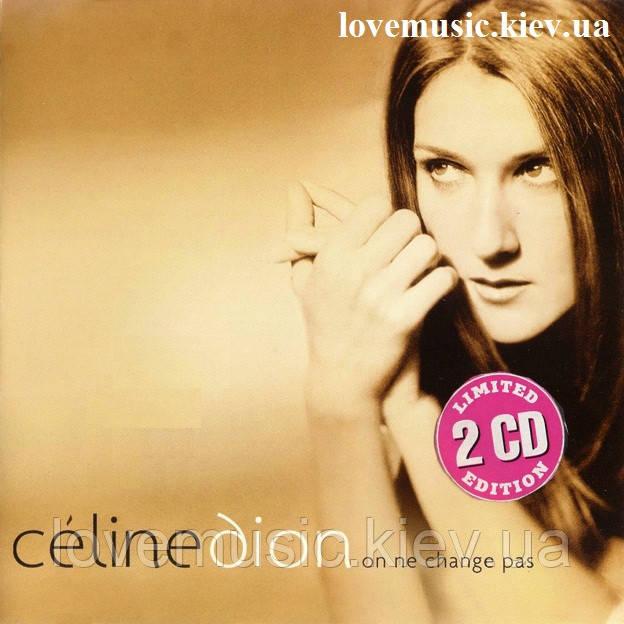 Музичний сд диск CELINE DION On ne change pas (2005) (audio cd)