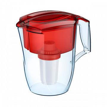Фільтр-глечик Аквафор Океан (червоний) 3,9 л для очищення водопровідної води