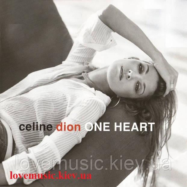 Музичний сд диск CELINE DION One heart (2003) (audio cd)
