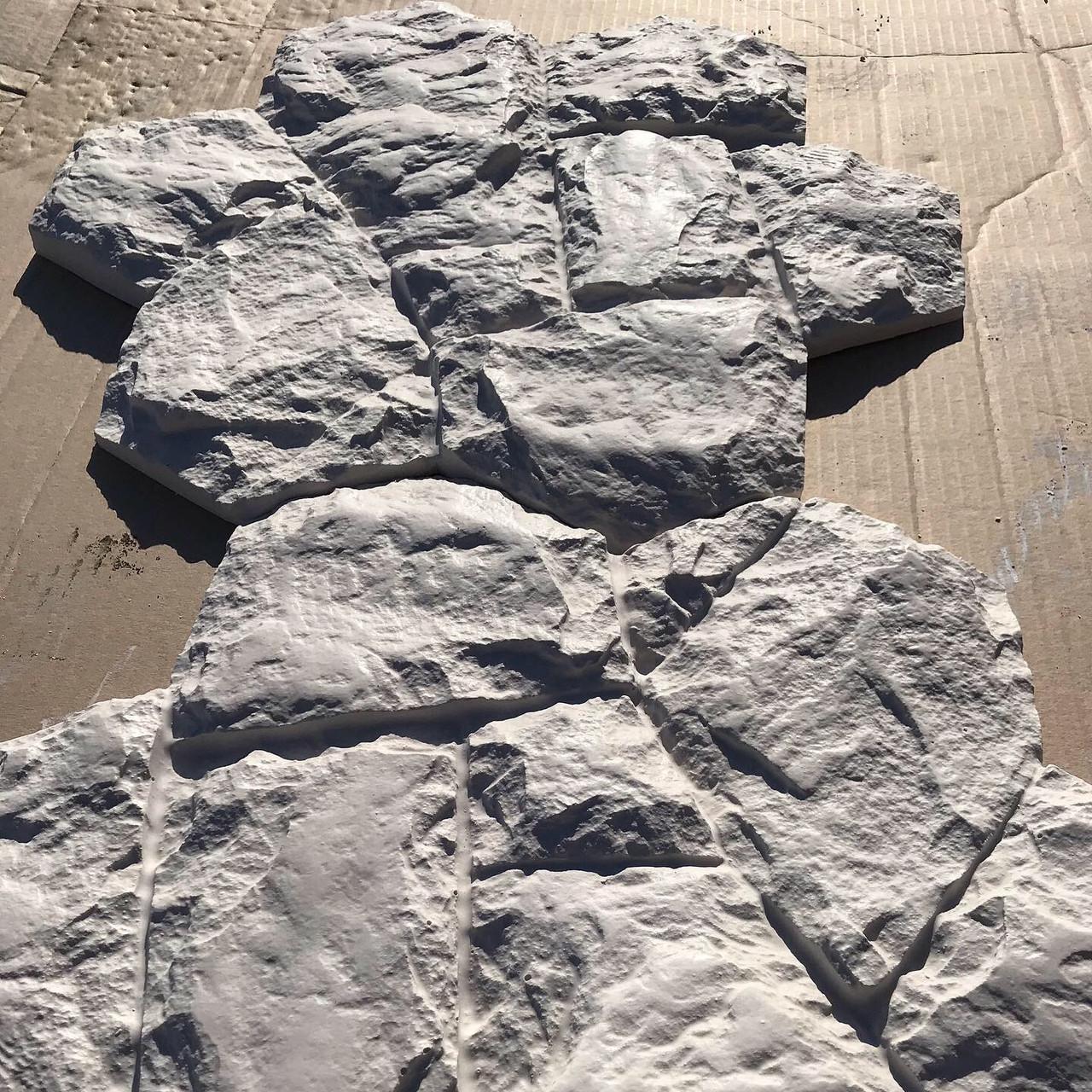 Форма для печатного бетона купить в красноярске пенобетон газосиликат керамзитобетон