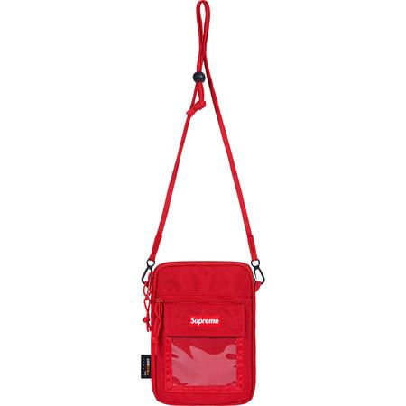 Маленька сумочка SUPREME красная