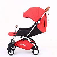 Прогулочная коляска YOYA Care Red C2018WR, КОД: 125674