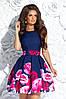 Шикарное платье 42,44,46 размеры 3цвета, фото 5