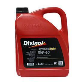 Масло моторное Divinol Syntholight 5W-40 4 л 49520-4-л, КОД: 943491