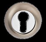 Накладка під циліндр E9 MVM (в асортименті), фото 2