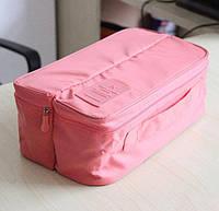 Органайзер для нижнего белья Packing Travel Розовый la00373, КОД: 1264910