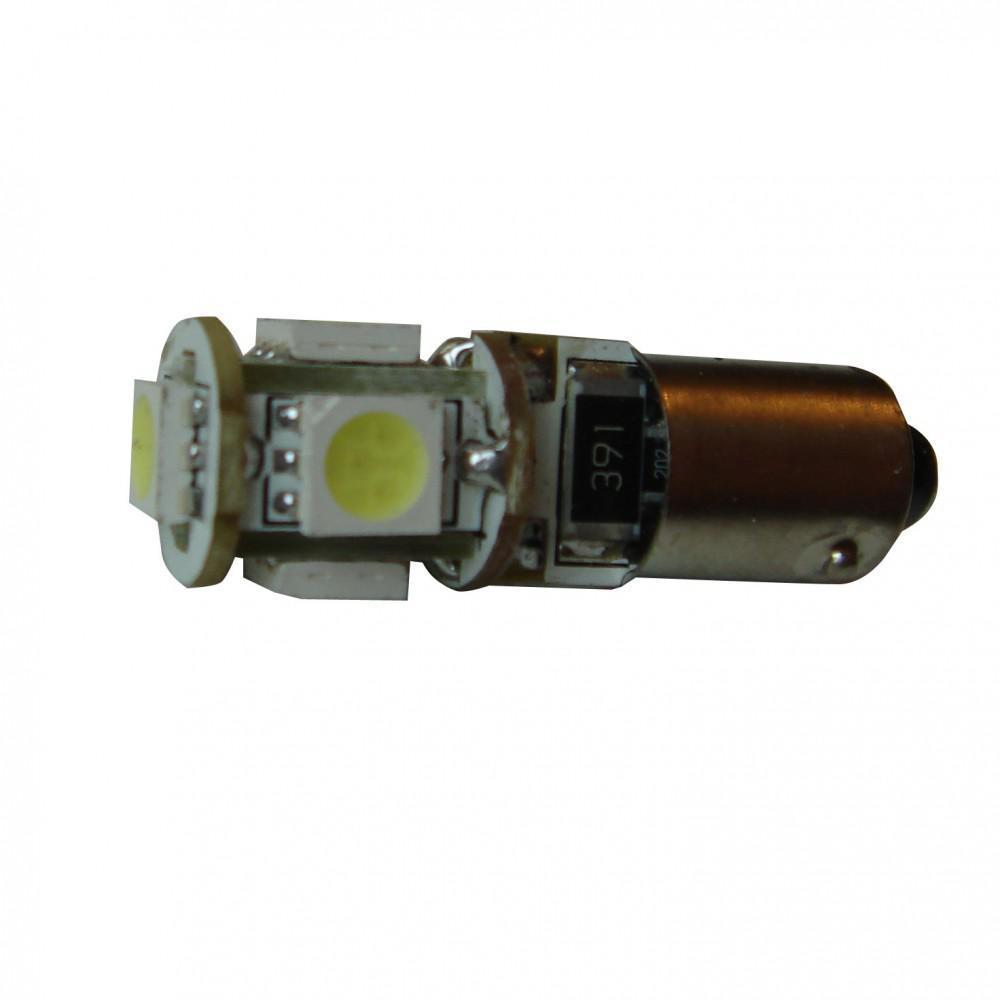 LED лампы Vizant T8,5-5 (2шт) с обманкой