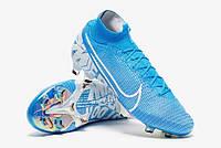 Бутсы футбольные муж. Nike SuperFly 7 Elite FG (арт. AQ4174-414), фото 1