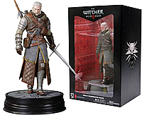 Фигурка Dark Horse The Witcher Geralt Grandmaster Ursine Ведьмак Геральт Грандмастер Урсин 26 см 60.86 TW