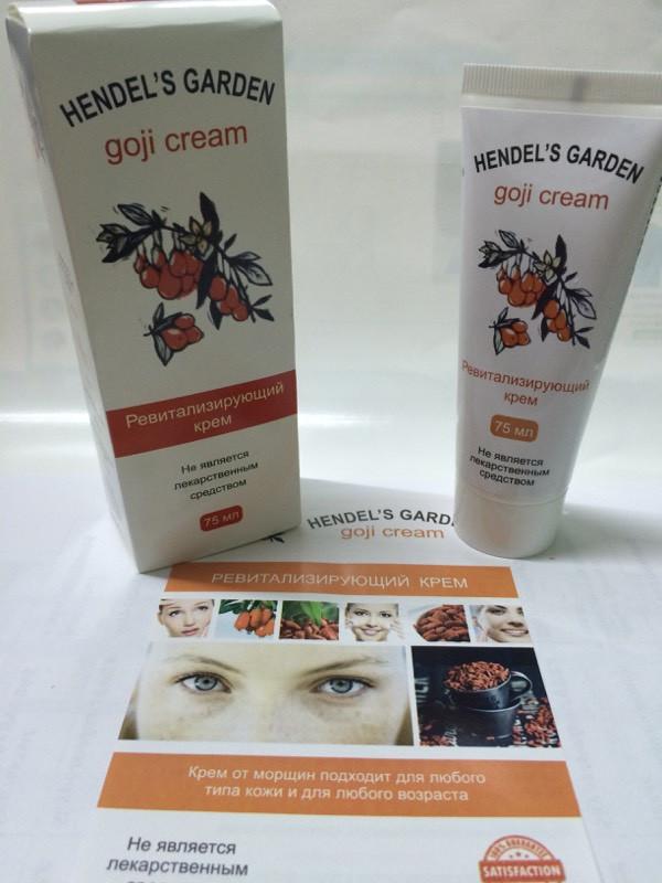 Goji Cream - ревитализирующий крем (Годжи Крем)