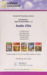 Footprint Reading Library 2600 C1 Audio CDs