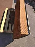 Гофро -касета испарительного охлаждения  окрашенная 1800мм х600мм х150мм, фото 5
