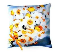 Мягкая антистрессовая подушка Цацки-Пецки Вальс цветов 13асп14ив-12, КОД: 1204146